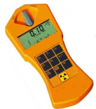 多功能射线辐射仪