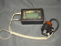 便携式空气悬浮物粉尘检测仪