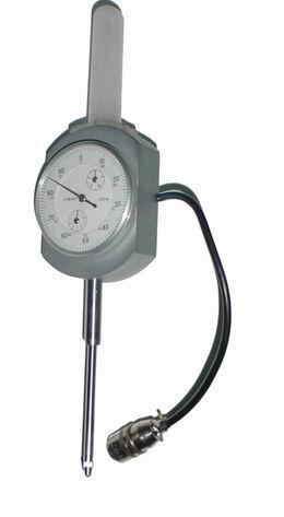 百分表式电阻应变位移传感器(机电百分表))