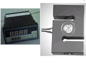 S型拉力传感器+4位显示器