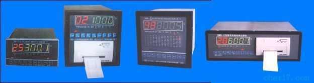 XMD-105G(D)-E系列智能温度(压力)巡测记录仪